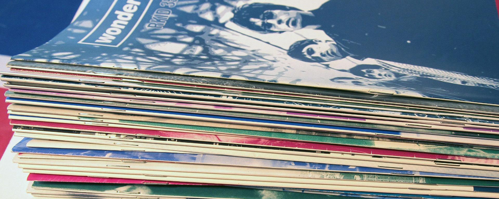 Oasis fanzines 1996-2010