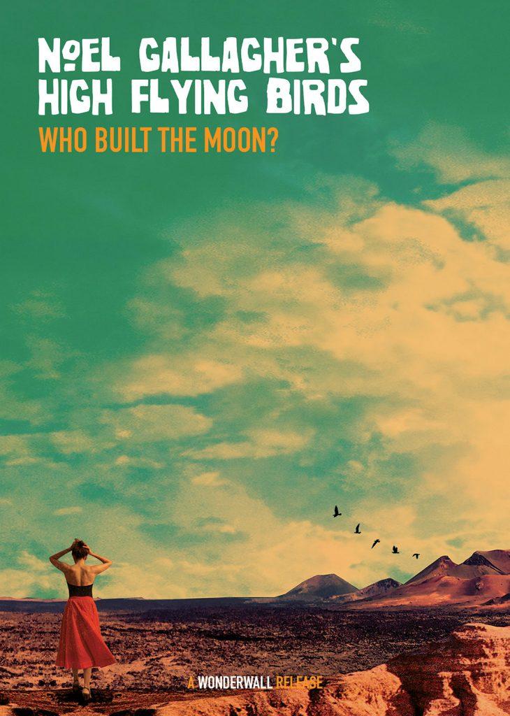 Who Built The Moon fanzine