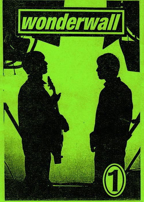 Wonderwall #01 - April 1996
