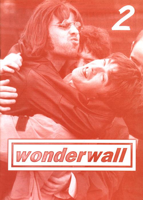 Wonderwall #02 - October 1996