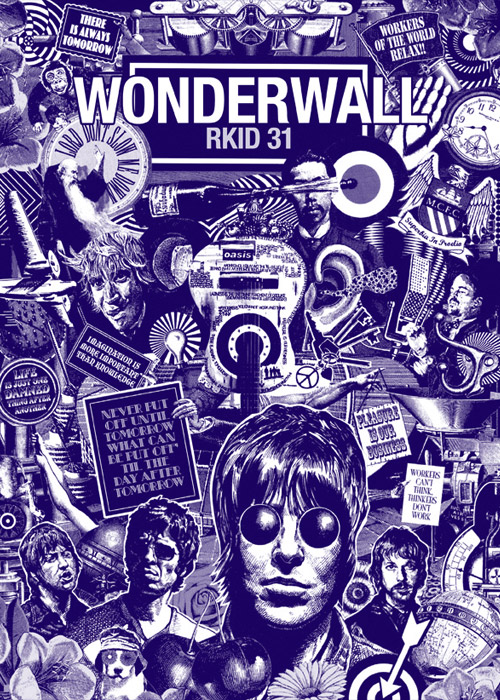 Wonderwall #31 - December 2007